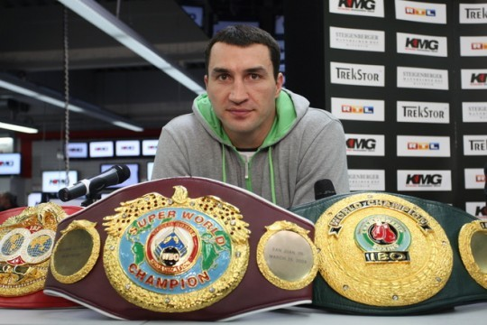 BOX-IBF-WBO-HEAVYWEIGHT-UKR-GER-US-KLITSCHKO