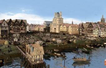 1501687-colombages-autour-de-la-place-de-greve