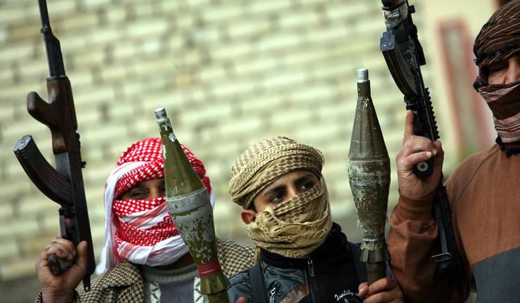 Fighting in Fallujah