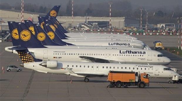 Lufthansa-Airplanes