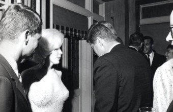 john-kennedy-marilyn-monroe-photograph