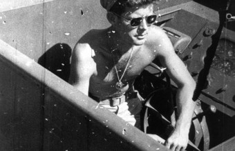john-kennedy-photos-world-war-2