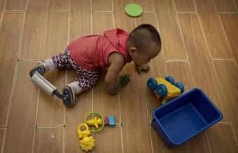 Beijing Foster Home Cares For Orphaned Children