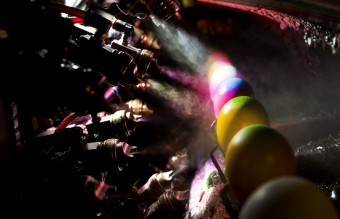 BESTPIX Coloured Egg Producer Gears Up For Easter
