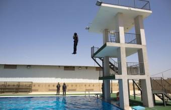 TOPSHOTS-PALESTINIAN-ISRAEL-SECURITY-WOMEN