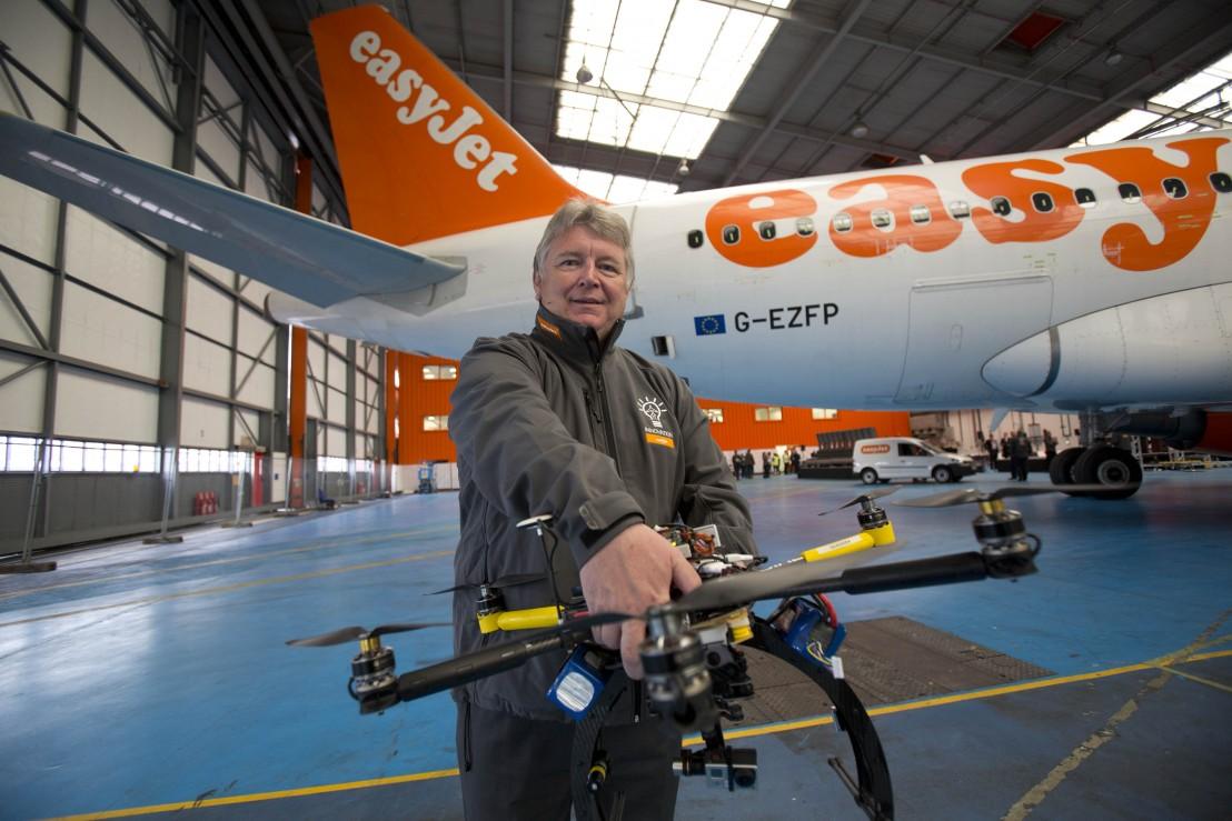 Ian Davies, eayJet's Head of Engineering