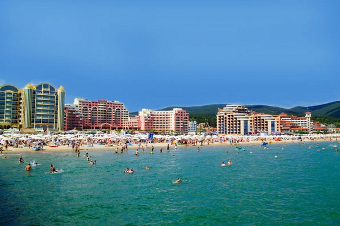 слънчев бряг Sunny Beach Bulgaria слънчев бряг