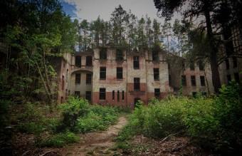 Beelitz-Heilstätten sanatorium urbex berlin germany 6