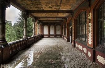 Beelitz-Heilstätten sanatorium urbex berlin germany 9