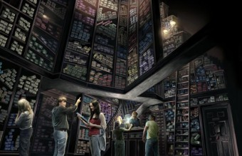 Ollivanders The Wizarding World of Harry Potter at Universal Orlando Resort