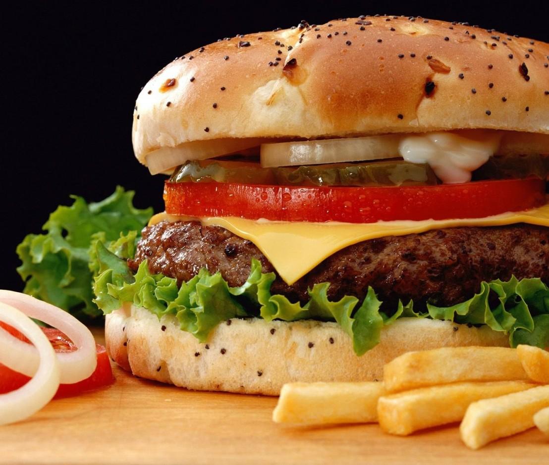 Hamburger-Press