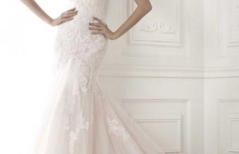 pronovias-2015-bice-pink-mermaid-wedding-dress-with-straps_512x768