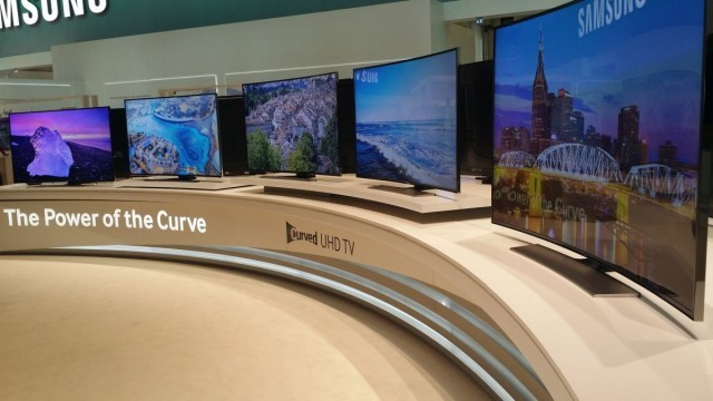 IFA 2014_Samsung Curved solutions11