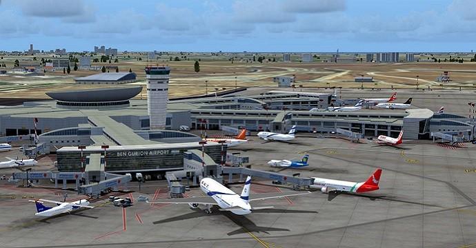 Ben Gurion-Israel airport