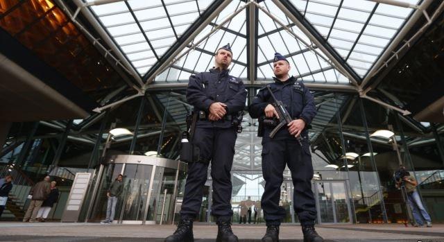police belgium