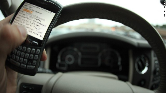 texting-driving