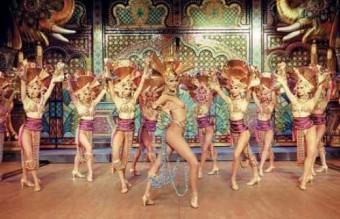 Parijs-Dansers-Moulin-Rouge