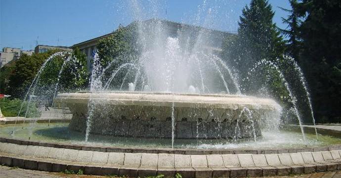 Ruse-_fountain