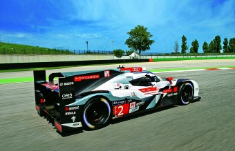 Audi Track Test