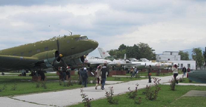 Aviation Museum-Plovdiv