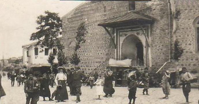 Ташкюпрю джамия