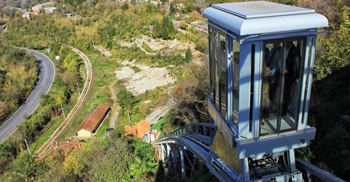 trapezica lift