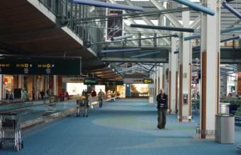 1. Vancouver International Airport (YVR) Годишен пътникопоток: 18 милиона