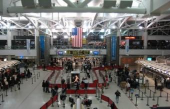 10. New York John F. Kennedy International Airport (JFK) Годишен пътникопоток:  49 милиона
