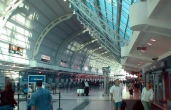 5. Toronto Pearson International Airport (YYZ) Годишен пътникопоток: 35 милиона