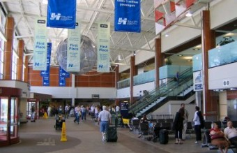 7. Halifax Stanfield International Airport (YHZ) Годишен пътникопоток: 4 милиона