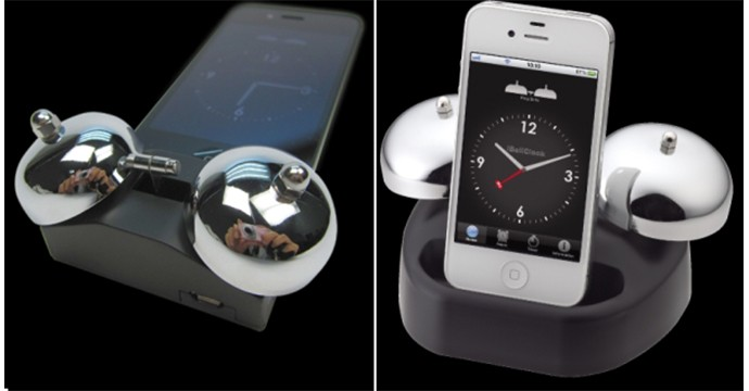 iBell-Clock-iPhone-docking-station-alarm-clock