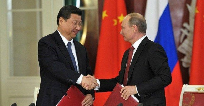 Xi Jinping-Vladimir Putin