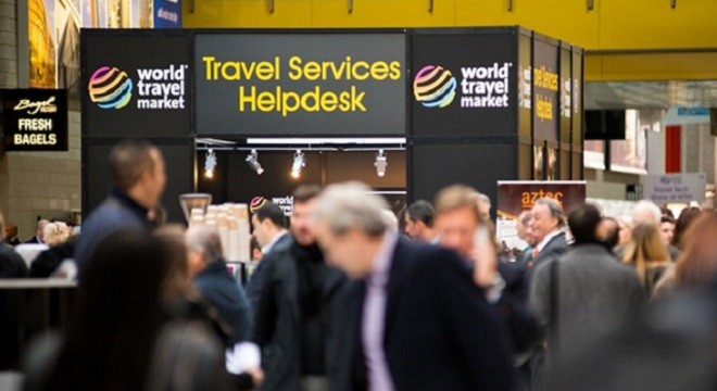 World Travel Market 2014 London