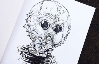 baby-terrors-iconic-horror-monsters-illustrations-alex-solis-10