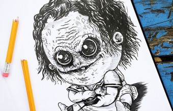 baby-terrors-iconic-horror-monsters-illustrations-alex-solis-28