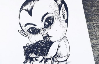 baby-terrors-iconic-horror-monsters-illustrations-alex-solis-3