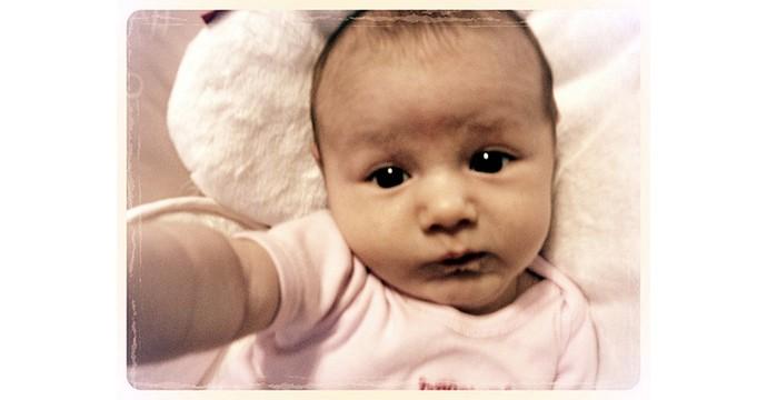 Baby-Selfie