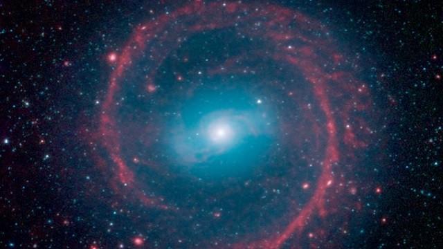 image from NASA Spitzer telescope