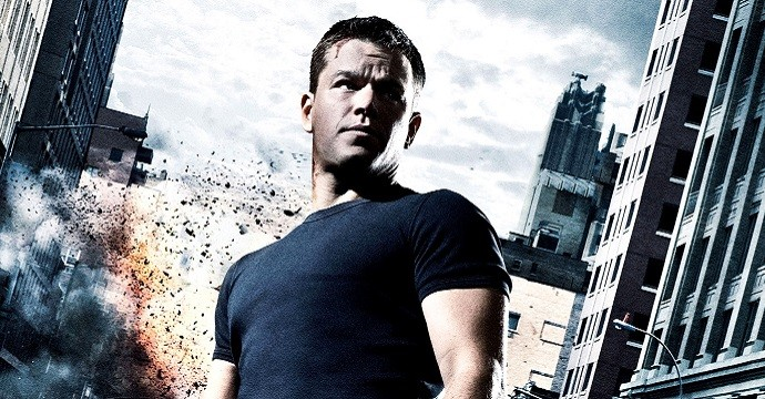 Matt Damon-Jason Bourne