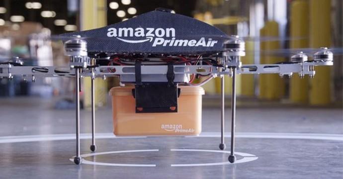 amazon drone delievery
