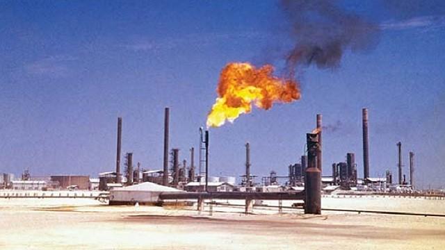 petroleum refinery -Saudi Arabia