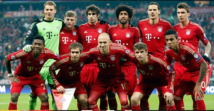 Bayern-Munich-2013-Starting-Elevent