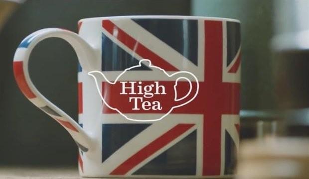 BA - High Tea