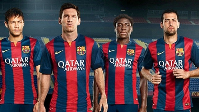 Barcelona_camiseta