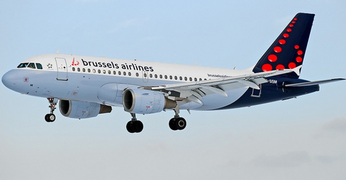 brussels airlines airbus 319