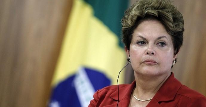 Brazil-Dilma Rousseff