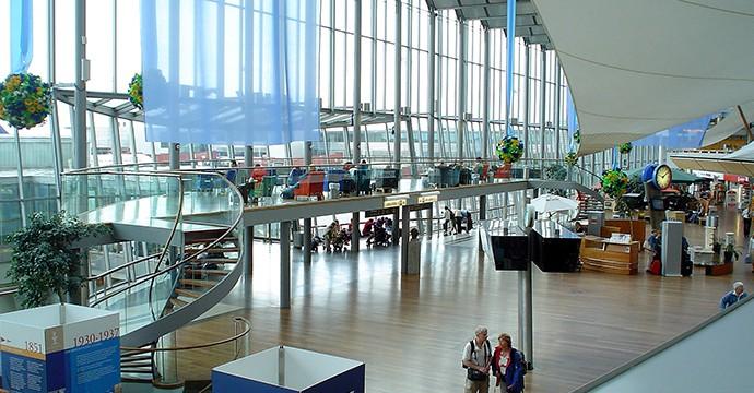 Airport_Arlanda_Sweden stockholm