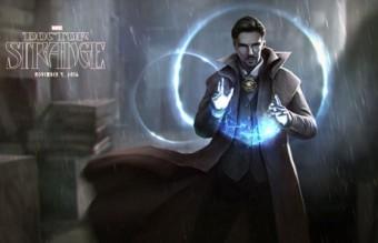 DOCTOR STRANGE_Benedict Cumberbatch