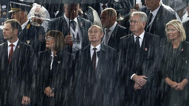 Putin-Serbia