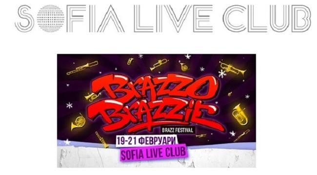 Brazzobrazzie-Sofia Live Club